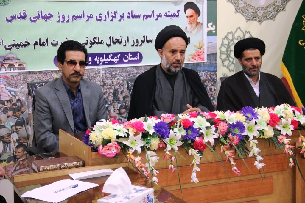امام خمینی(ره) هویت ملت ایران را احیاء و امیدهای امت اسلام را زنده کرد