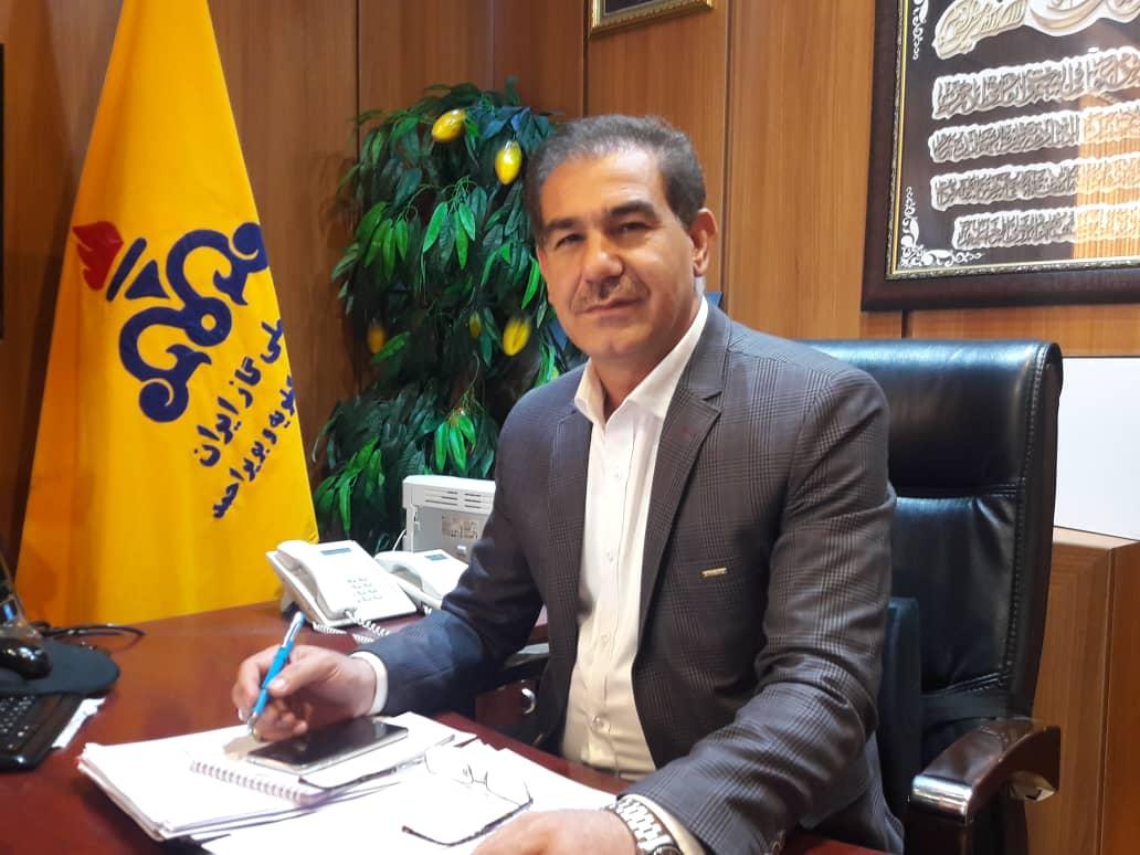 پیام تبریک مدیرعامل شرکت گاز کهگیلویه و بویراحمد به مناسبت سالروز ورود آزادگان