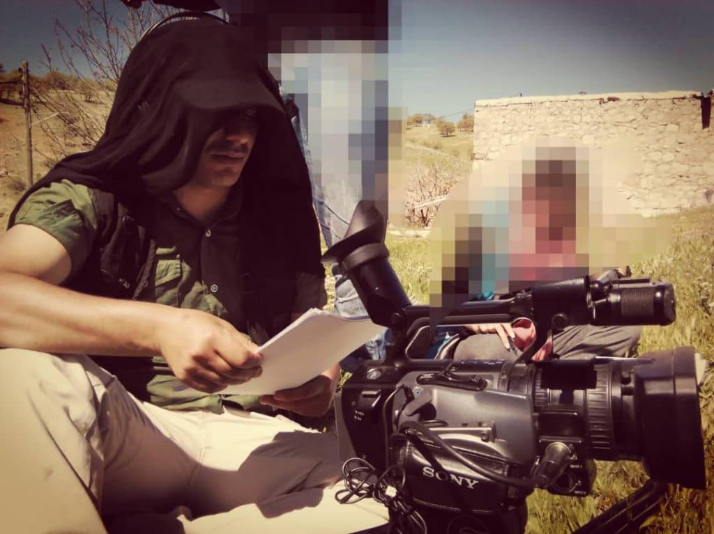 """تصویربرداری فیلم کوتاه """"پدر"""" به کارگردانی سید محمد علوی در یاسوج کلید خورد"""