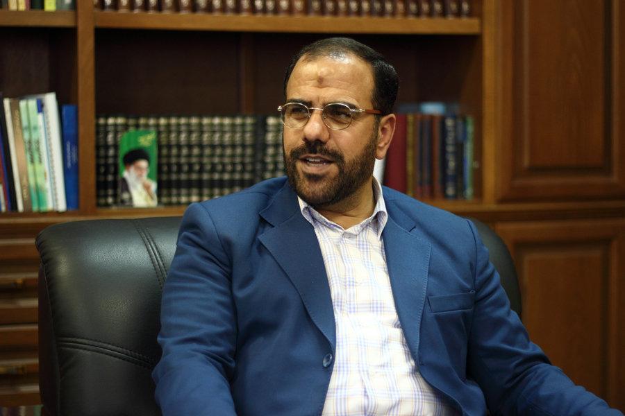 تقدیر و تشکر معاون پارلمانی رئیس جمهور از مدیرعامل هلال احمر استان