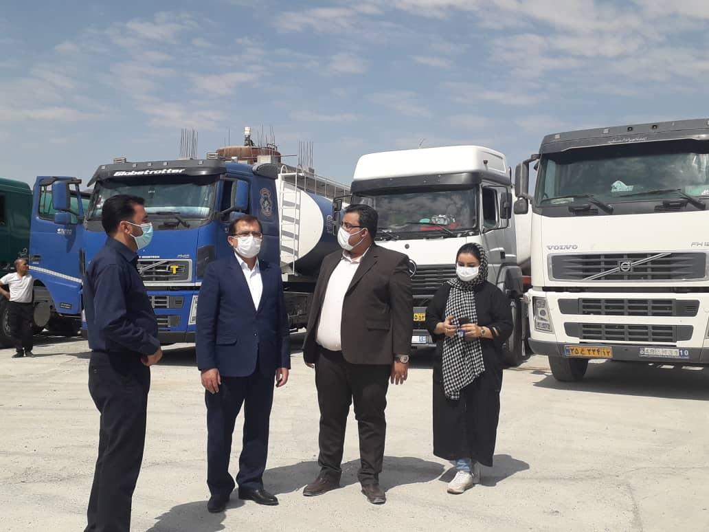 شرکت آریا پالایش دنا  ۴۷۵ تن روغن تصفیه شده به افغانستان صادر کرد