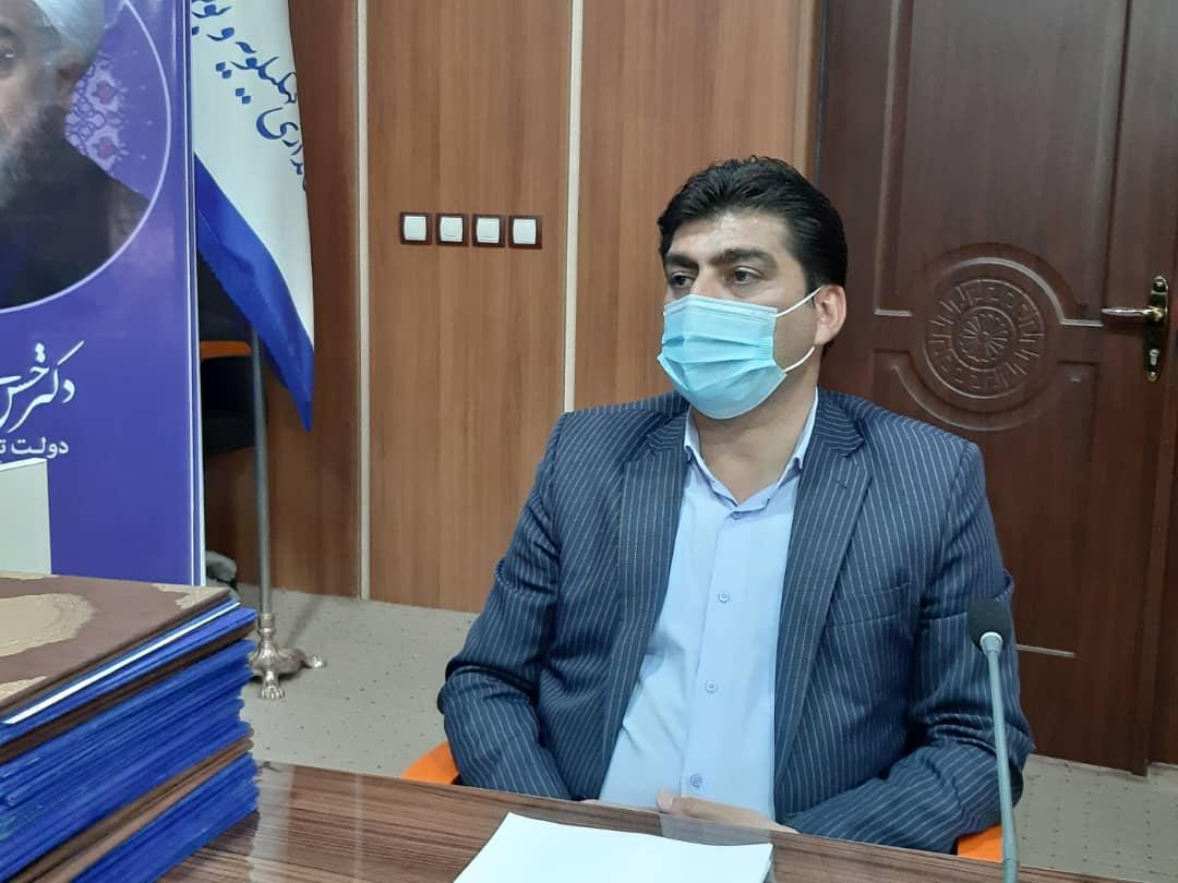استاندار تا پایان دولت در کنار مردم استان می ماند